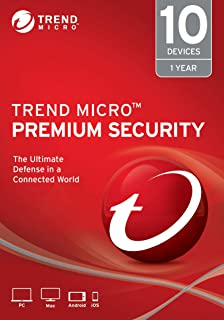 trend micro 10 devices