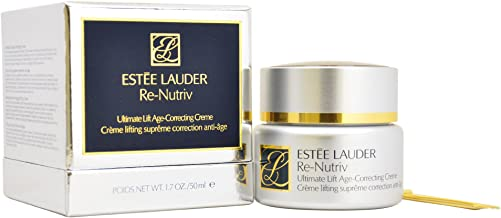Estee Lauder | Re-Nutriv | Ultimate Lift Age-Correcting Cream | Intense Hydrators | Recharge and Restore Skin | Dermatologist Tested | 1.7 oz