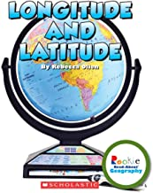 Rookie Read-About Geography-Map Skills: Longitude and Latitude