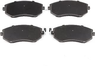SCITOO Brake Pads, 4pcs Front Brakes Kits fit 05-06 Saab 9-2X,03-06 Subaru Baja,03-10 Subaru fitester,02-10 Subaru Impreza,02-12 Subaru Legacy,06-12 Subaru Outback Compatible D929-7830
