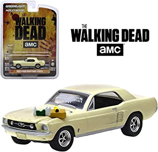 1:64 Hollywood Series 15 Collection - 1967 Ford Mustang Coupe