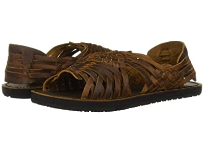 Quiksilver Huarache Sandal (Brown/Brown/Black) Men