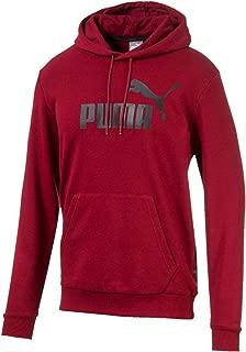 PUMA Men's ESS Hoody TR Big Logo