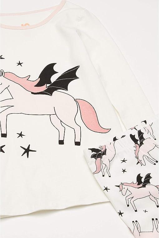 Flying Unicorn/Pink