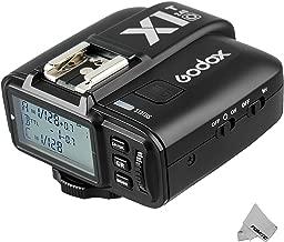 Fomito Godox X1T-O TTL 2.4GHz Wireless Radio Flash Trigger Transmitter X System for Olympus E-P3,E-P5,PL5,PL6,PL7,PL8,E-M1,E-M10II, PEN-F/Panasonic DMC-G85,GH4, GX85,GF1,LX100,FX2500GK
