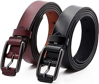 Esprit Xoctavia leather belt w95 ceinture Accessoire Black Noir Neuf