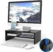 1home - Soporte de Monitor de portátil Ordenador Elevador de Monitor