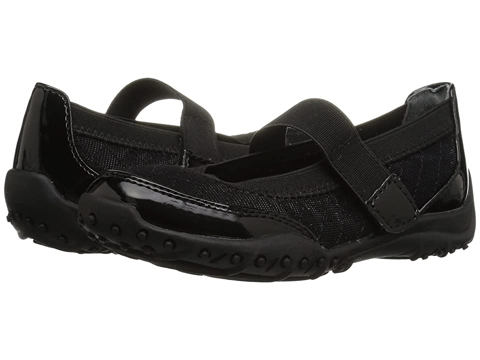 Nina Kids Ada (Toddler/Little Kid/Big Kid) (Black) Girls Shoes