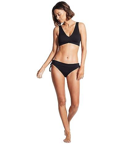Seafolly V-Neck Crop Bikini Top