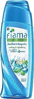 Fiama Cooling Shower Gel Menthol & Magnolia 250 ml