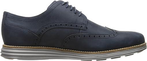 Blazer Blue Leather/Ironstone