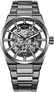| Men's Greenwich Automatic Skeleton | Stainless Steel | GB05215/04