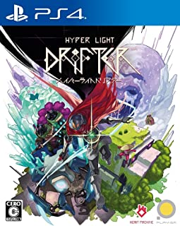 Hyper Light Drifter SONY PS4 PLAYSTATION 4 JAPANESE VERSION