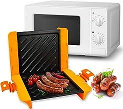 MovilCom® - Grill para microondas | Sandwichera microondas | Microwave Grill | Parrilla para microondas