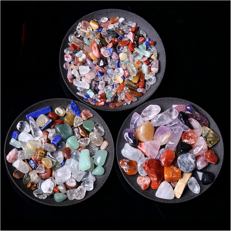 WSZMD Tulsa Award-winning store Mall 3 Sizes Natural Mixed Quartz Stone Rock Gravel Crystal Spe