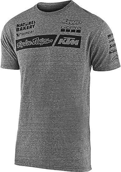 Troy Lee Designs Camisas para hombre 20 TLD KTM Team