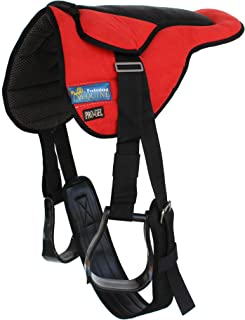 Horse Saddle PAD Western Kids Gel Neoprene Bareback Pad Stirrups 39186