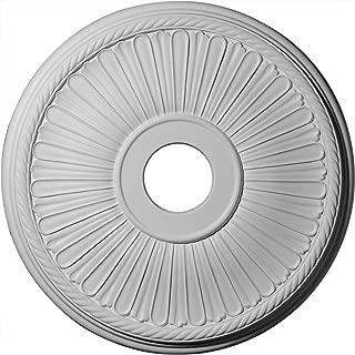Ekena Millwork CM20BE1 Ceiling Medallion, Primed