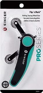 Singer 50029 ProSeries Tracing Wheel, Teal, Black