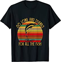 So Long And Thanks For All The Fish Vintage T-Shirt