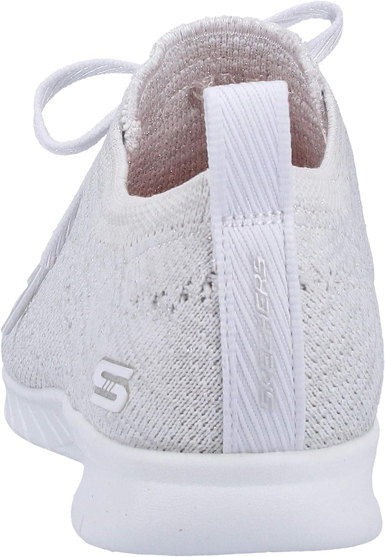Skechers 23655 Damessneakers wit uzgCiGWG