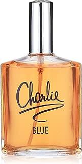 Charlie Blue by Revlon for Women Eau De Toilette Spray 3.4 Ounce