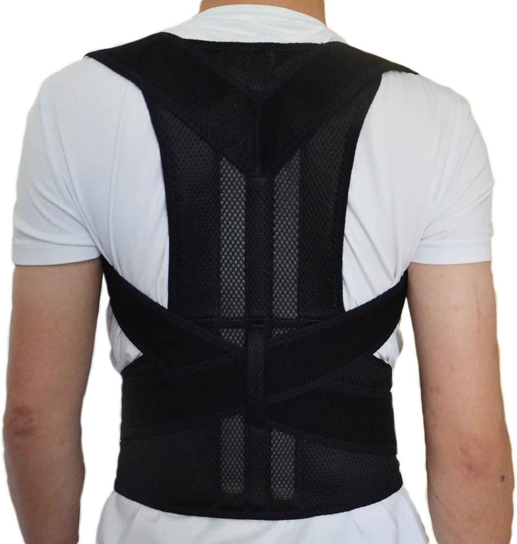 Classic Adjustable Posture Corrector Back Waist Lumbar 2021 Support Shoulder