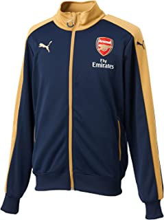 PUMA 2015-2016 Arsenal Stadium Jacket (Navy)