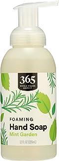 365 by Whole Foods Market, Foaming Hand Soap, Mint Garden, 12 Fl Oz