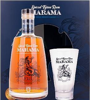 Marama Spiced Fijian Rum, 0.7 l