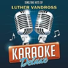 Creepin' (Originally Performed By Luther Vandross) [Karaoke Version]