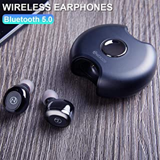 $48 » Inconceivabm Wireless Earphones Bluetooth Top Style Earphone for Travel Running Headphones Sports Earphones Bluetooth 5.0 Best Beats Waterproof Decompression Wireless Earphones
