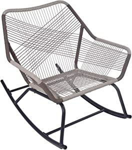 Better Homes & Gardens Satilla Outdoor Rocking Chair