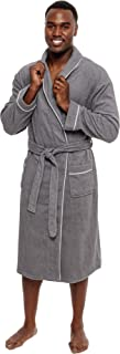 Best mens cotton robes lightweight Reviews