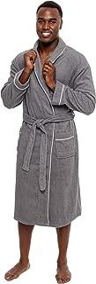 Best mens cotton robes lightweight Reviews