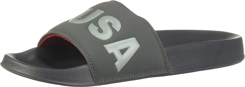 DC High service quality new Men's Sandal Slide