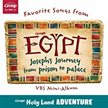 Favorite Songs from Group's Egypt (Vacation Bible School Mini Album)