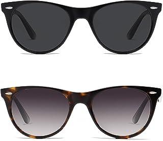 Classic Polarized Sunglasses for Women Men Small Frame UV400 Lenses SJ2076