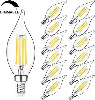 Best brightest candelabra led lights Reviews