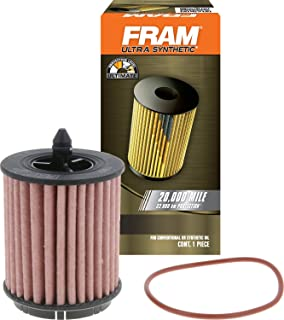 FRAM XG9018 Ultra Synthetic Cartridge Oil Filter
