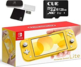 $329 » Newest Nintendo Switch Lite Game Console, 5.5 inch LCD Touchscreen, Built-in Plus Control Pad, Speakers, 3.5mm Audio Jack,...