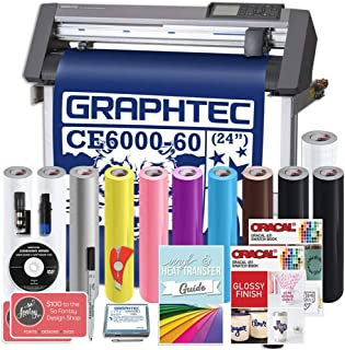 Best graphtec 24 ce6000 60 vinyl cutter Reviews