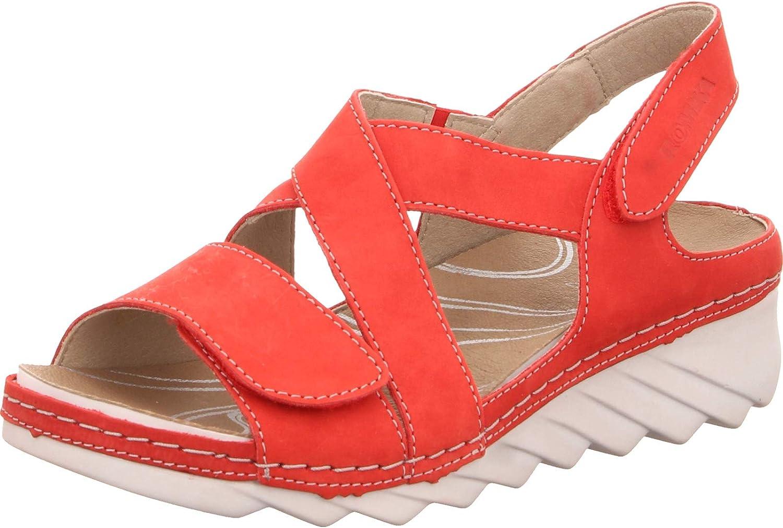 ROMIKA Women's Salem Sandal Red
