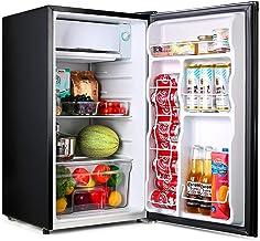 TACKLIFE Compact Refrigerator, 3.2 Cu Ft Mini Fridge with Freezer, Energy Star Rating,..