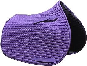 Purple Pony Saddle Pad | PRI Pacific Rim (Purple with Black Trim)