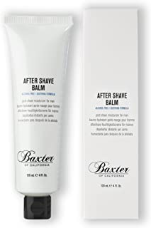 Baxter of California After Shave Balm, Cooling Sensation with 4 fl. oz.