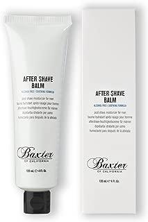 aloe vera gel after shaving