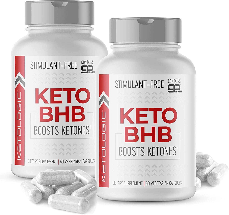 KetoLogic BHB Keto Popular product Diet National uniform free shipping Pills Exogenous + goB Patented Ketones
