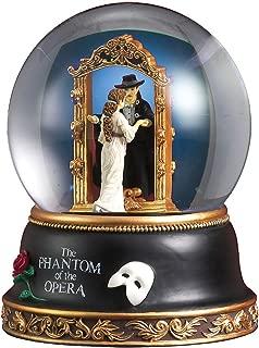 Phantom and Christine Mirror Scene Water Globe by The San Francisco Music Box Company