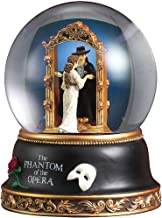 Phantom and Christine Mirror Scene Water Globe by The San Francisco Music Box Company